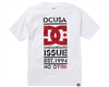 DC Rob Dyrdek Issue - White - Men's T-Shirt
