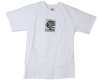 Action Village Anvil Box Logo S/S - White - Men's T-Shirt