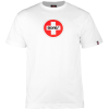 Bones Bearings Swiss Circle S/S - White - Men's T-Shirt