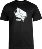Bones Lambchop S/S - Black - Men's T-Shirt