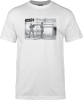 Bones Big Gun S/S - White - Men's T-Shirt
