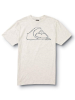 Quiksilver Placebo T-Shirt - White - Mens T-Shirt