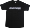 DGK T's World Is A Ghetto - Black - Men's T-Shirt