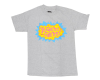 DGK T's Yo Ghetto Ghetto - Heather Grey - Men's T-Shirt