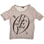 Obey Archery - Mauve Women's T-Shirt