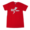 Foo Fighters Band Red Lightning - Red - Band T-Shirt