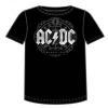 AC/DC Black Ice - Black - Band T-Shirt