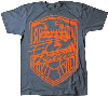 Fly Racing Squad Tee - Grey - Mens T-Shirt