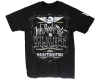 Hart & Huntington Brigade S/S - Black - Men's T-Shirt