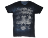 Hart & Huntington Warbird S/S - Black - Men's T-Shirt