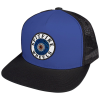 Spitfire OG Classic Adjustable Trucker - Royal/Black - Men's Hat