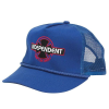 Independent Can't Be Beat Trucker Mesh - Royal Blue - One Size Fits All Men's Hat