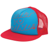 Independent LRG BTG Trucker Mesh - Red/Blue - Adjustable - Men's Hat