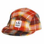 Enjoi Dumb Step Cap Strapback - Orange - Men's Hat