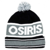 Osiris Pom Pom - Black - Men's Beanie
