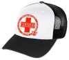Real Hurricane Sandy REALief Mesh Hat - White/Black - Men's Hat