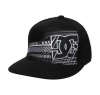 DC Whisky Throttle - Black - Men's Hat