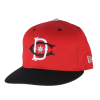DC Throwback 2 Snapback - Red - Men's Hat