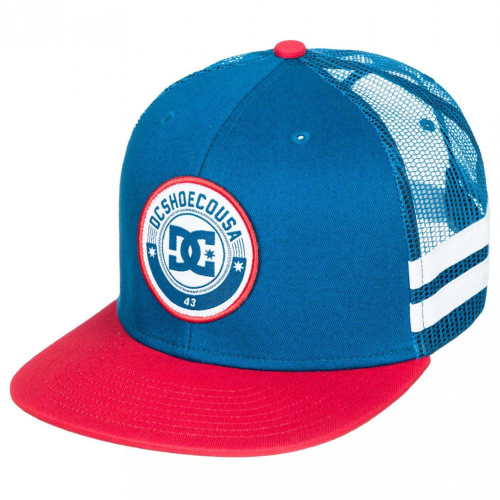 DC Speedster Snapback - Mazarine Blue PRR0 - Men s Hat e95c5745b4b