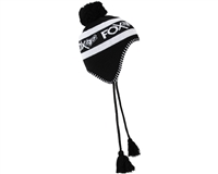 Fox Hit The Slopes OSFA Beanie - Black/White - Men's Beanie