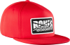 Bones Trucker Rollin Snapback - Foam - Red - Men's Hat
