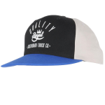 Royal Worker Snapback - Black/Blue/Khaki - Men's Hat