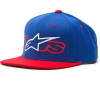 Alpinestars Hammontree Snapback Hat - Blue - Men's Hat