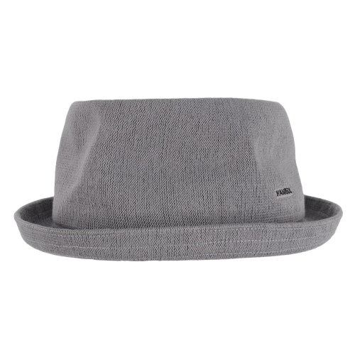 Kangol Bamboo Mowbray - Grey - Men s Hat +Larger Button ... b789f497e604