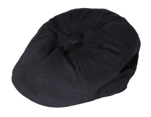 a3151cac5d0 Kangol Organic Canvas Galaxy - Black - Men s Hat +Larger Button ...