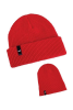 Vestal Beanie  - Red - Mens Hat