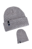 Vestal Beanie  - Grey - Mens Hat