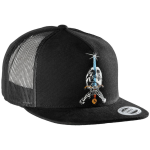 Powell Peralta SAS Trucker - Black - Hat