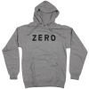 Zero Army Pullover Hoodie - Dark Heather Grey - Men's Sweatshirt