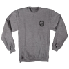 Spitfire Standard Issue Bighead Crewneck - Gun Metal - Men's Sweatshirt