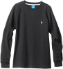 Enjoi Heavy Peter L/S Knit Top - Black - Men's Sweatshirt