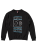 DC Rob Dyrdek Highlight Stacked - Black - Men's Sweatshirt