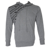 KR3W - Rockshow Lite Dark - Men's Sweatshirt - Grey