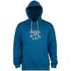 Bones Wheels Vato Op Hooded Pullover - Blue - Men's Sweatshirt