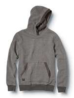 Quiksilver Cook Sweatshirt - Grey - Mens Sweatshirt