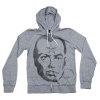 Obey Big Brother - Heather Blue - Men's Sweatshirt