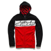 Alpinestars Night Vision Fleece - Red - Mens Sweatshirt