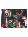 DC Espresso - Black Print - Men's Wallet