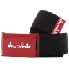Chocolate Red Square - Black - Men's Belt