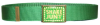 Shake Junt SJ Web Scout - Green - Men's Belt