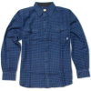 Girl Van Pelt - Indigo - Men's Collared Shirt