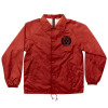Independent AXIOM Coach Windbreaker - Red - Men's Jacket