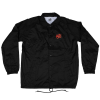 Royal Crown Script Coach - Black - Men's Jacket