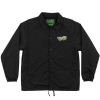 Creature The Creeper Coach Windbreaker - Black - Men's Jacket