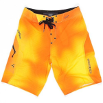 Alpinestars - HD Boardshorts - Orange/Yellow - Men's Boardshorts