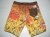 Dunkelvolk Desert Fox Boardshort - Beige - Mens Boardshorts